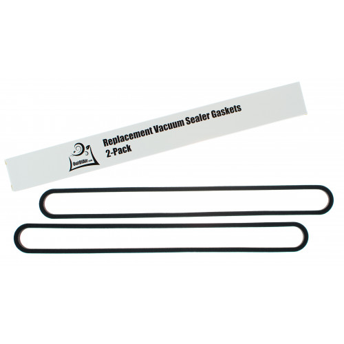 OutOfAir Replacement FoodSaver Vacuum Sealer Upper Gasket Assembly Replaces Item T910-00075 - 2 Pack